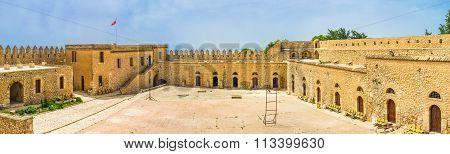 The Kasbah Of El Kef