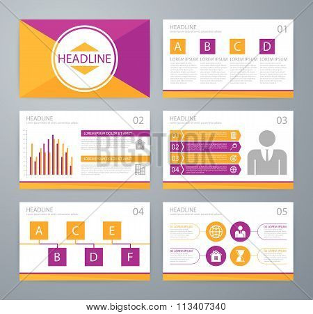 Vector illustration infographics