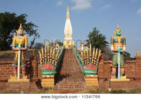 Phra That Satja