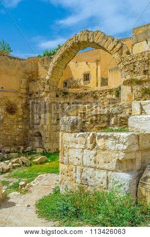 The Ancient Roman Architecture