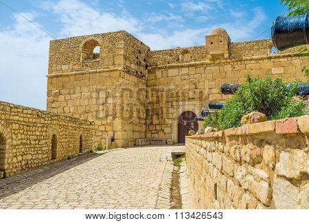 The Fortress Of El Kef