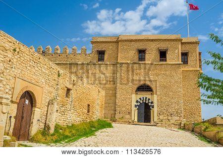 The Castle Of El Kef