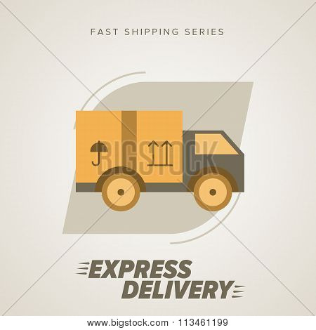 Delivery truck. Isolated delivery truck. Delivery truck on white background. Delivery truck icon. Express delivery. Delivery truck logo. Delivery truck car. Abstract delivery truck. Delivery post van. Delivery van icon.