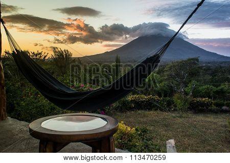 Amaca And Volcano