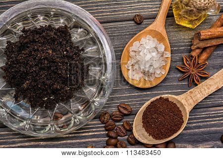 Coffee Scrub Bodycare