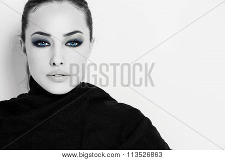 Fantasy Blue Eyes
