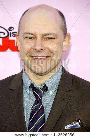 Rob Corddry at the Los Angeles premiere of