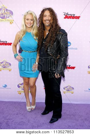 Jess Harnell at the Los Angeles premiere of