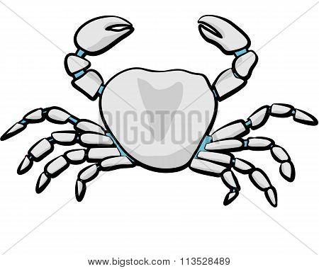 Illustration Crab
