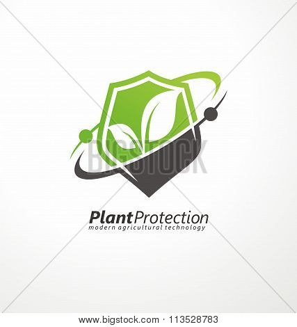 Agriculture logo design template