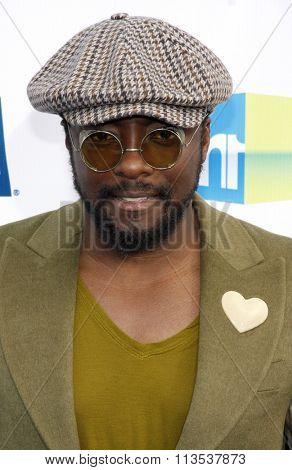 Will.i.am at the 2012 Do Something Awards held at the Barker Hangar in Los Angeles, USA on August 19, 2012.