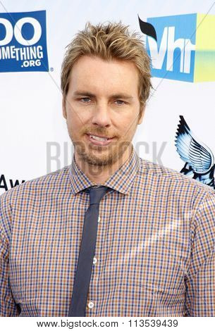 Dax Shepard at the 2012 Do Something Awards held at the Barker Hangar in Los Angeles, USA on August 19, 2012.