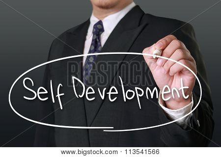Self Development, Concept Typography