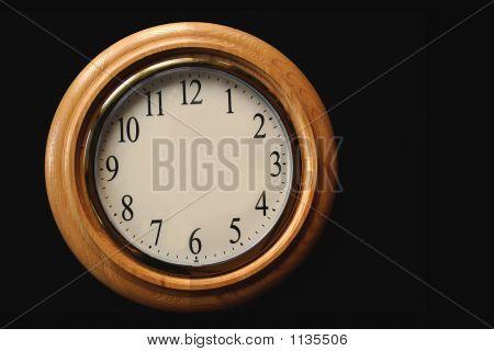 Faceless Clock