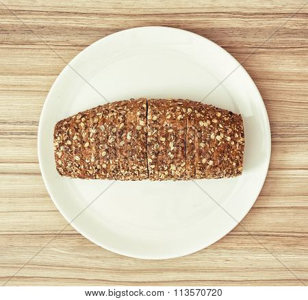 Sliced Healthy Multigrain Bread, Food Theme