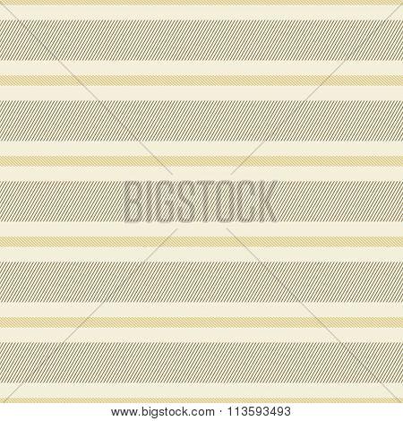 Elegant Seamless Striped Pattern In Pleasant Warm Colors