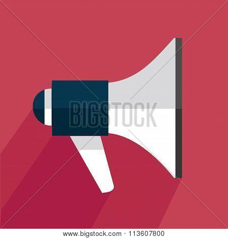 Icon megaphone