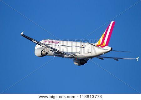 Germanwings Airbus A320-211