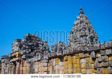 Ancient Sand Stone Castle