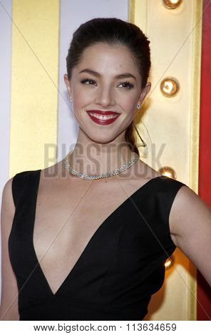 Olivia Thirlby at the Los Angeles premiere of
