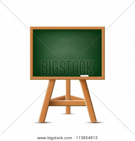 School Board. Stock Illustration.