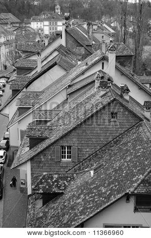 Roofs in Bern