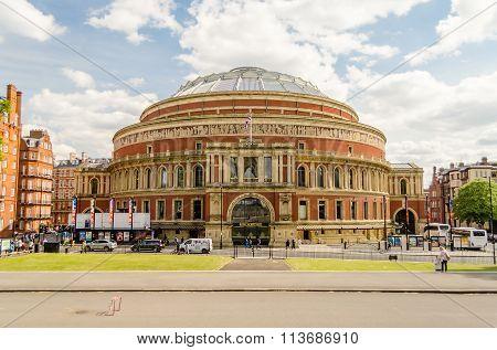 The Royal Albert Hall, London, Uk