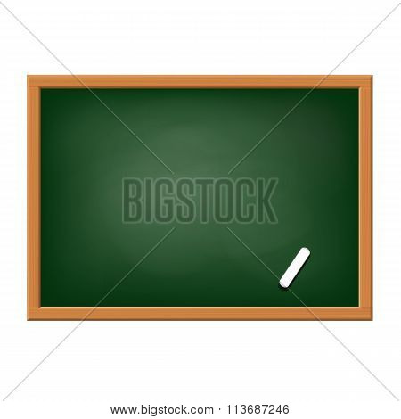 Blackboard. Stock Illustration.