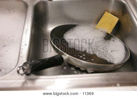 Washing Pan
