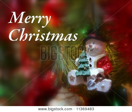 Merry Christmas background/card