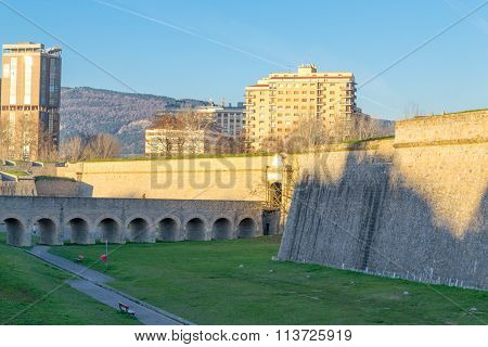 Fortification In Pamplona