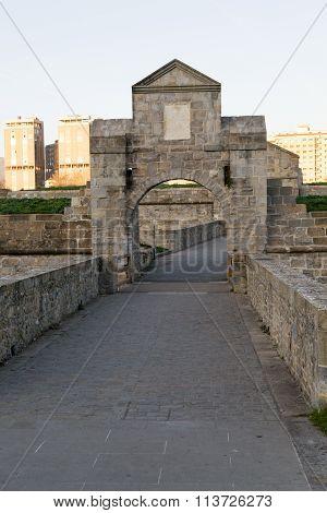 Entering The Citadel