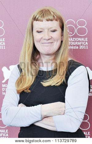 Director Andrea Arnold