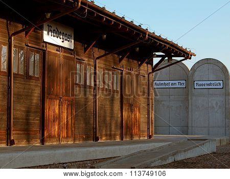 Radegast Station, from here to eternity.