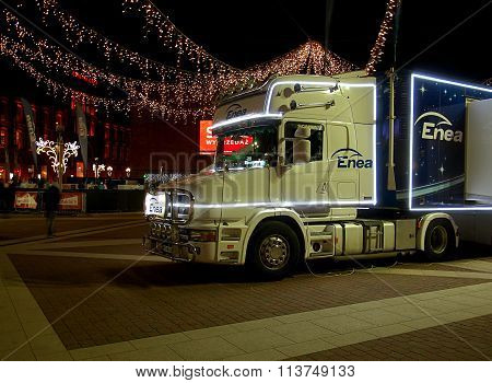 Truck Night.