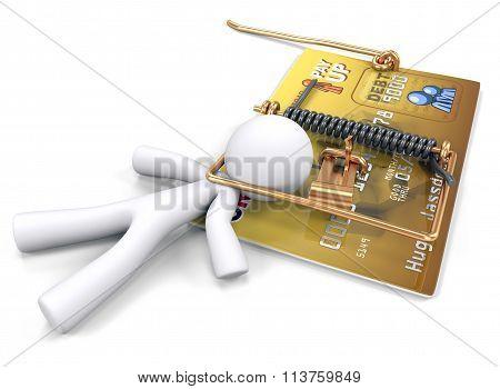 Credit Trap, Predatory Lending, Man Caught