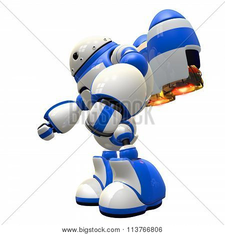 Jumbo Jet Robot