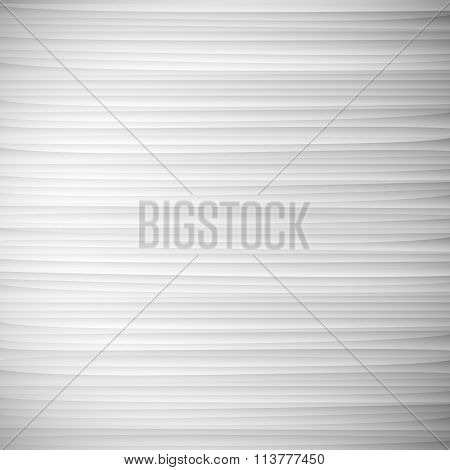 Paper Sheets. Stock Illustration.