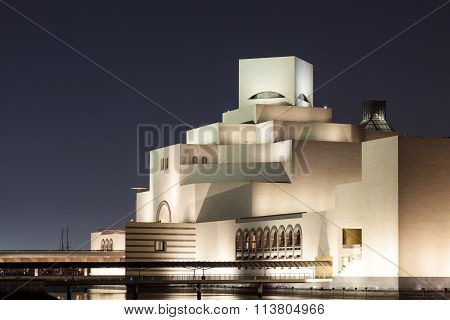 Museum Of Islamic Arts In Doha, Qatar