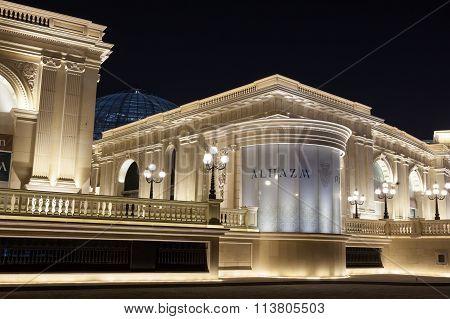 Al Hazm Mall In Doha, Qatar