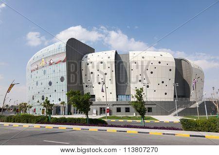 Duhail Handball Sports Hall In Doha, Qatar