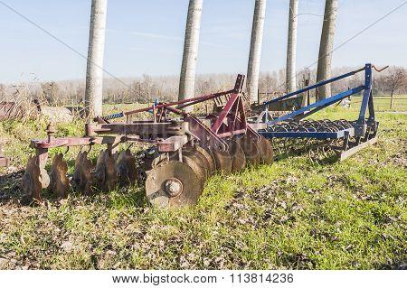 Agricultural Tool,harrow
