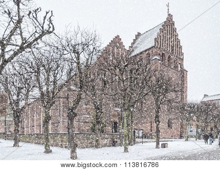 Helsingborg Sankta Maria Kyrka