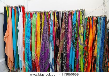 Colors Of Scarves