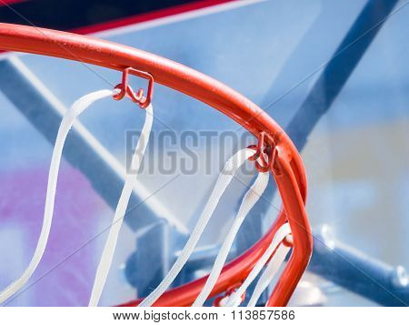 Inside Of A Basketball