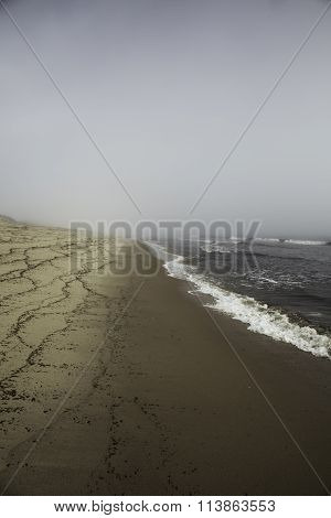 Moody Cape Cod Beach