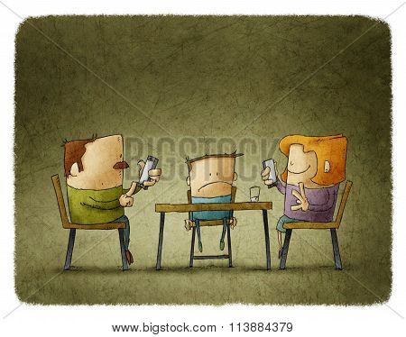 Parents Addicted To Smartphones