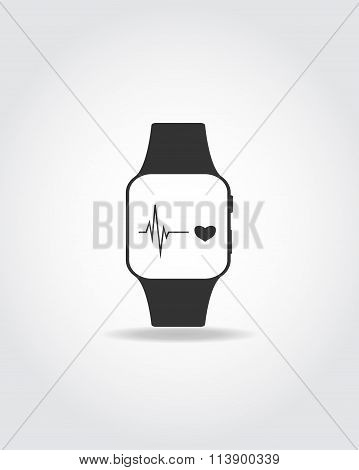 Sport Smart Watch Icon