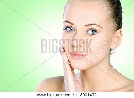 Skin plastics.