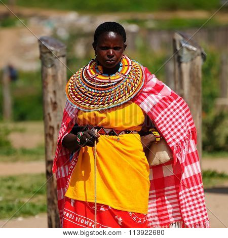 People From Africa, Kenya